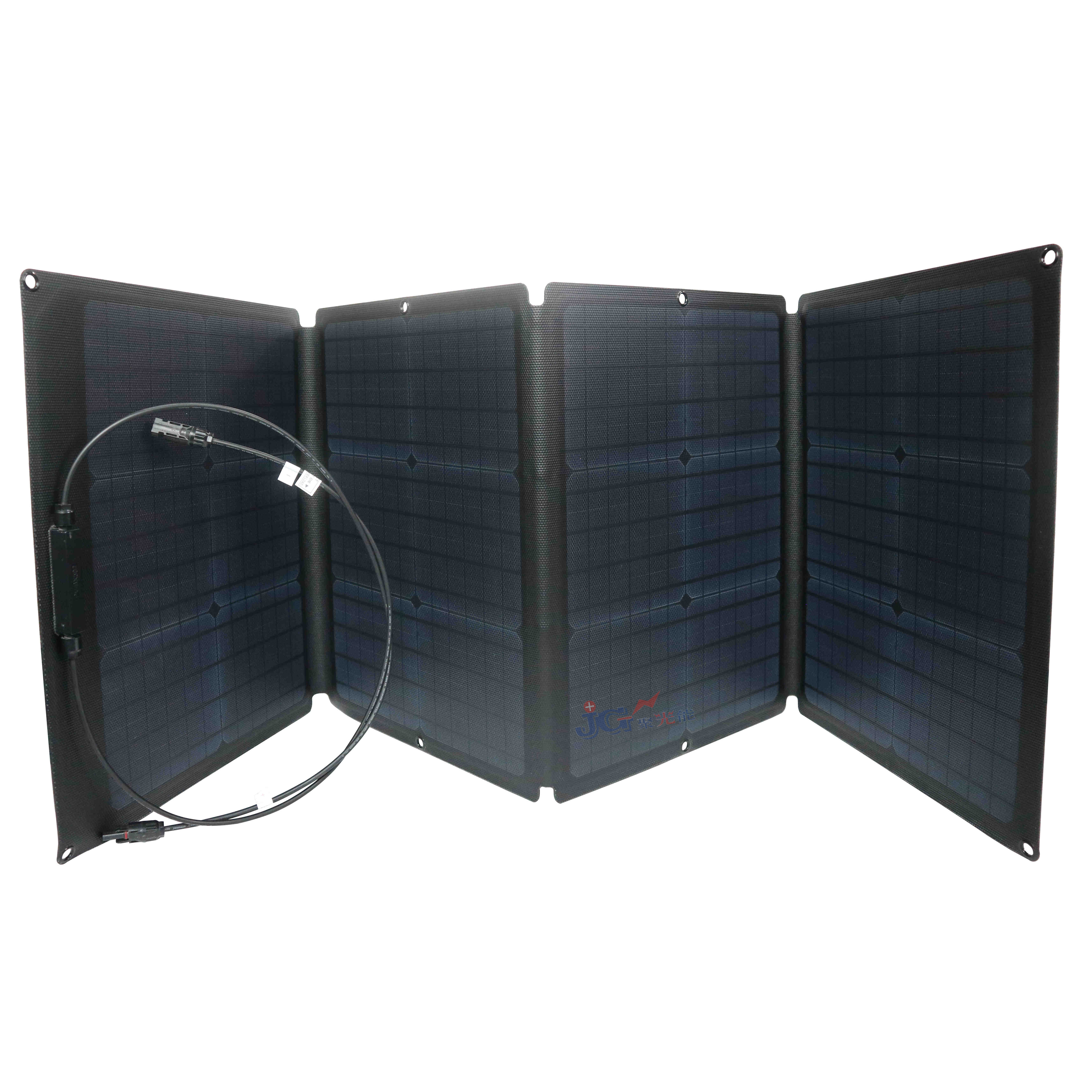 120W Foldable ETFE-laminated Solar Panel