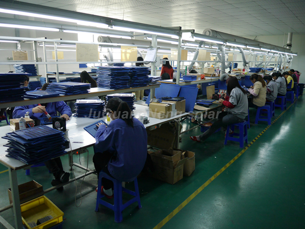 JuGuangNeng Production Lines