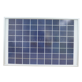 Glass solar panel (POLY)