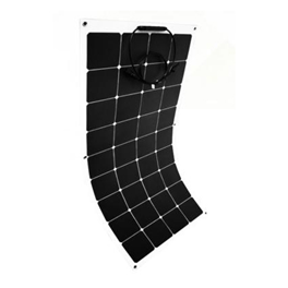 120W Semi Flexible SUNPOWER ETFE-laminated Solar Panel(model#JGN-120W-SPFE)
