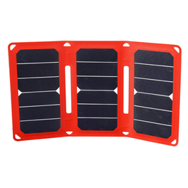 21W Semi Flexible SUNPOWER ETFE-laminated Solar Panel(model#JGN-21W-SPFE)
