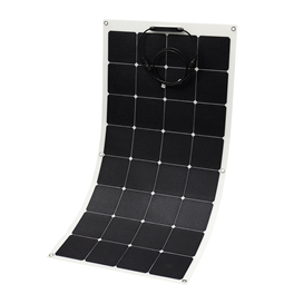 100W Semi Flexible SUNPOWER ETFE-laminated Solar Panel(model#JGN-100W-SPFE)