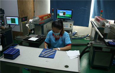 Solar Cells' Laser Cutting Equipments